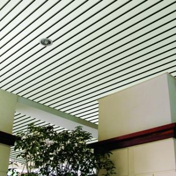 Tấm trần nhôm an toàn tuyệt đối cho người sử dụng | Nhà thầu hoàn thiện,  chuyên thiết kế thi công nội thất uy tín, chất lượng